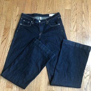 Rag & Bone ~ Wide Leg Jeans